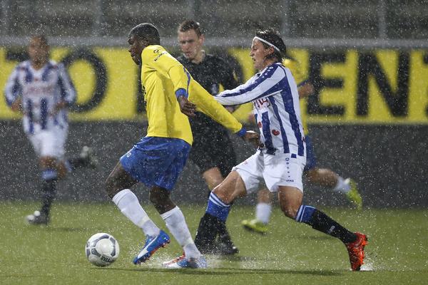Jong SC Cambuur - Jong SC Heerenveen