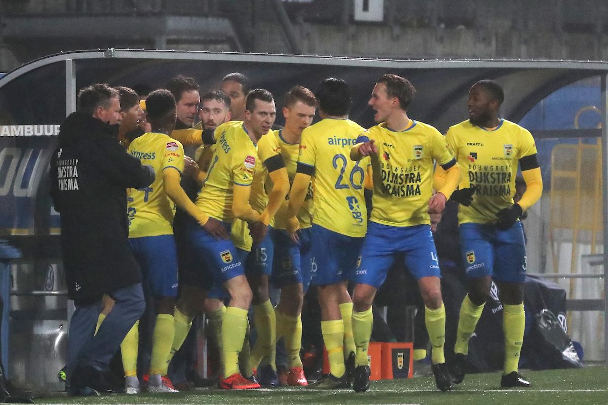 Sc Cambuur Terug Aan Kop Na Overwinning Op Jong Fc Utrecht Sc Cambuur
